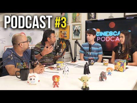 Podcast Cinescape #3: La Polémica Del Cine Peruano, Netflix En Perú Y Noticias De La Semana