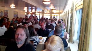 видео теплоход санкт петербург
