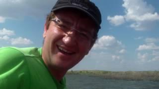 Рыбалка в Казахстане. Каргалинское водохранилище.