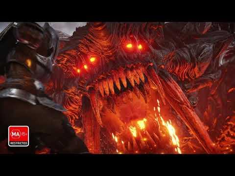 Demon S Souls Gameplay Trailer Youtube