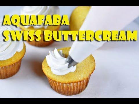 Aquafaba Swiss Buttercream & How to Save a Failed Buttercream    Gretchen's Bakery