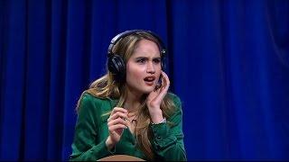 Tebak Bibir Bareng Cinta Laura Bikin Desta Terpana MP3