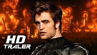 The Batman (2021) Shadows of Gotham - Teaser Trailer Concept | First Look: Robert Pattinson