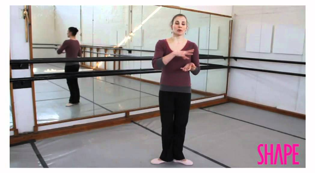 how to get ballet legs