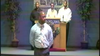 Pastor Tony Smith: 2015 05 16 Behold My Hands & My Feet