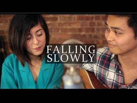 Falling Slowly - Glen Hansard and Marketa Irglova (Cover) by Daniela Andrade & Paulo Serapio