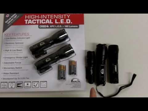 techlight flashlight review