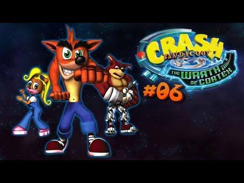 Crash Bandicoot The Wrath Of Cortex #6 (Montañas de hielo)