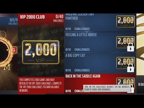 VIP 2000 CLUB Solos With Texas | What Took So Long | 94 Overall Kelvin No Hand Benjamin
