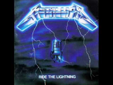 Metallica  Fade to Black Ride The Lightning