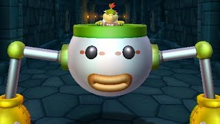 Mario Party 9 - All Bowser Jr. Minigames