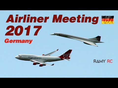 Airliner meeting 2017 Germany by Ramy RC