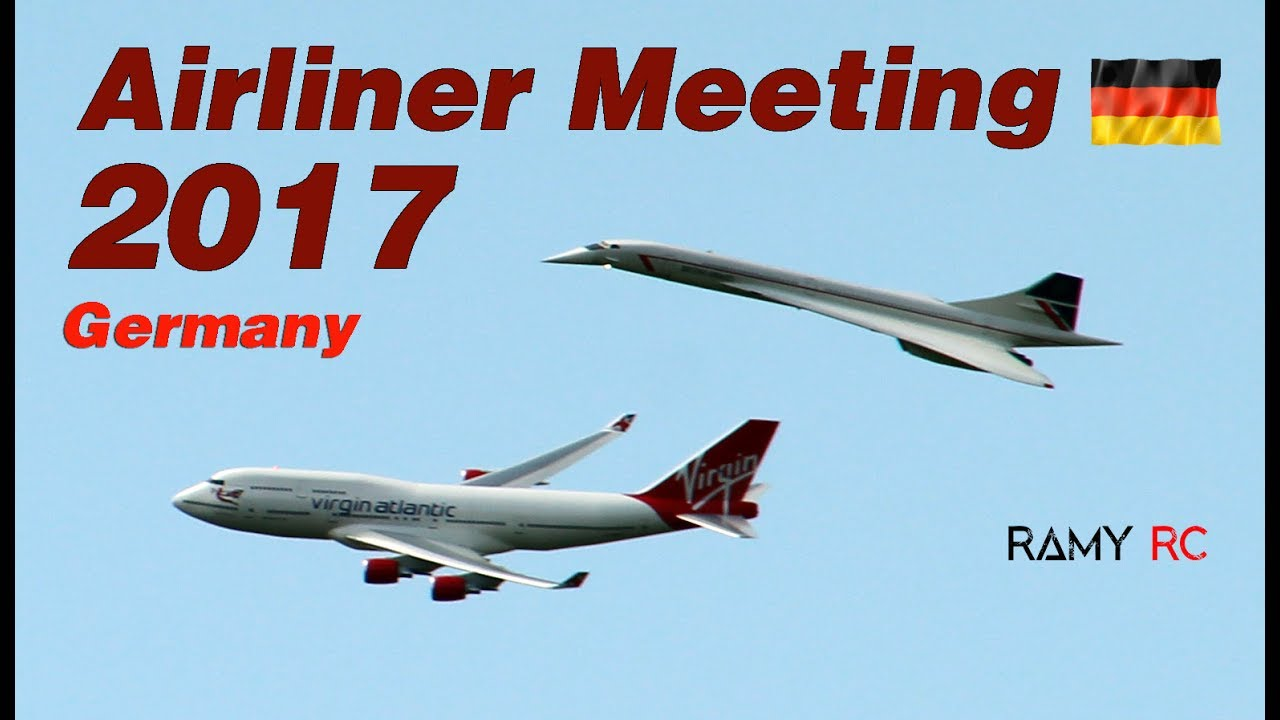 Airliner meeting 2017 Germany by Ramy RC - Ramy RC