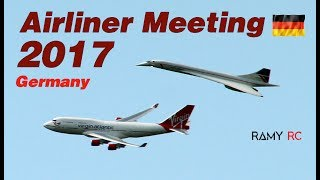 Video Airliner meeting 2017 Germany by Ramy RC download MP3, 3GP, MP4, WEBM, AVI, FLV Juni 2018