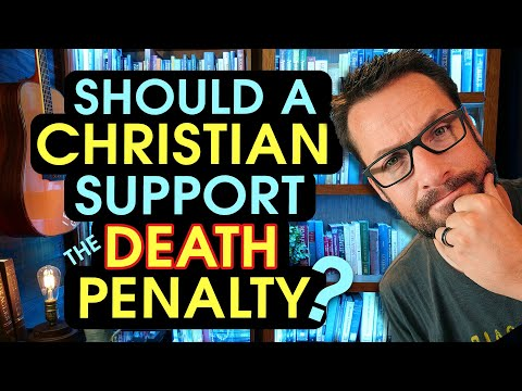 The Death Penalty Is Biblical... Obviously