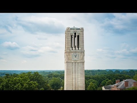 NC State University - 2018 Open House - Save The Date