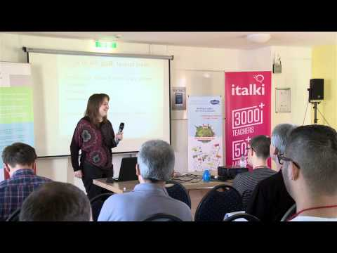 From 0 to C1 in Chinese – without staying in China - Judith Meyer at the Polyglot Gathering 2015