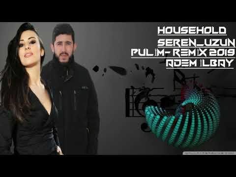 Seren Uzun-Pulim-_-Householt-_-Adem_ilbay Remix (2019)