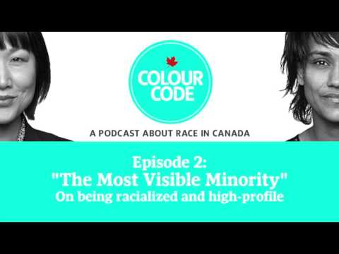 "Colour Code, Episode 2: ""The Most Visible Minority"""