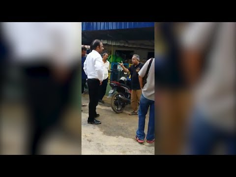 Penang floods: Villager lashes out at Bukit Gelugor MP in viral video