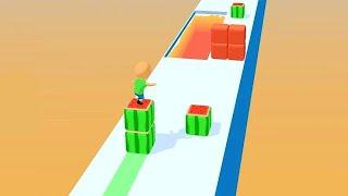 Cube Surfer All Level - 35 Full GamePlay