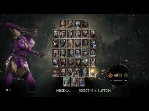 Mortal Kombat 11 Ultimate - All Characters & DLC |