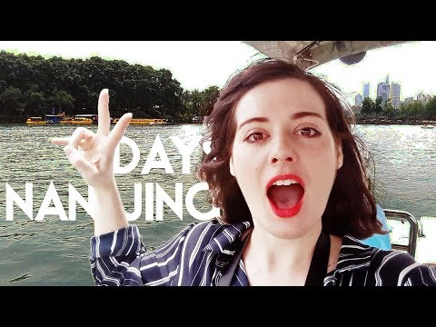 2 Days in Nanjing || Travel Vlog 03