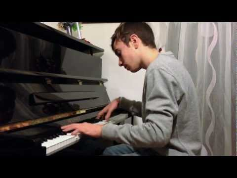 Daylight - Maroon 5 (HD Piano Cover) - Costantino Carrara
