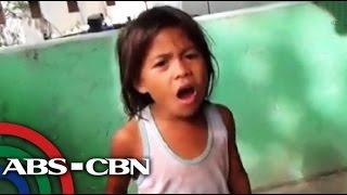 Bandila: Lyca scavenged junk before 'The Voice Kids'