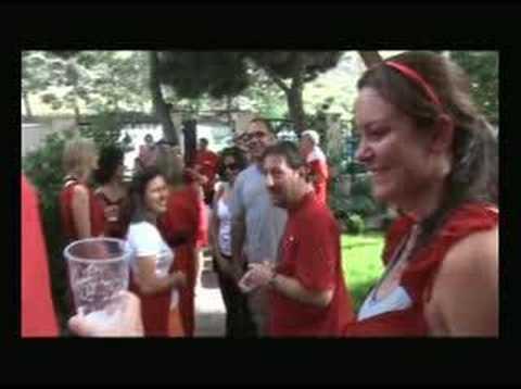 Tbilisi 2007 Intercaucasus Red Dress Run