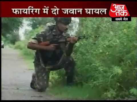 2 BSF jawans hurt in Pak firing in Akhnoor sector