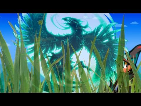 GRASS PHOENIX BOSS!! | Terraria 1.3.4 Epic Modpack SE5 | Mage Class | EP 48