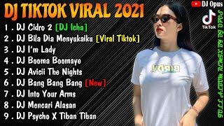 Download DJ TIKTOK TERBARU 2021 - DJ CIDRO 2 TIK TOK FULL BASS VIRAL REMIX TERBARU 2021
