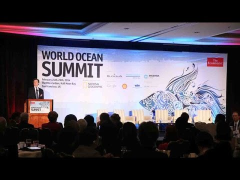 World Ocean Summit: Financing a sustainable ocean economy