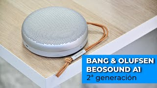Bang & Olufsen Beosound A1 REVIEW y OPINIÓN