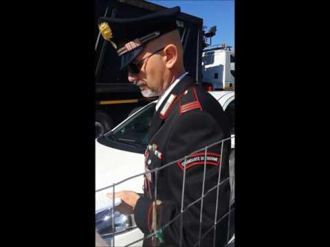 numero 1 arrivo carabinieri