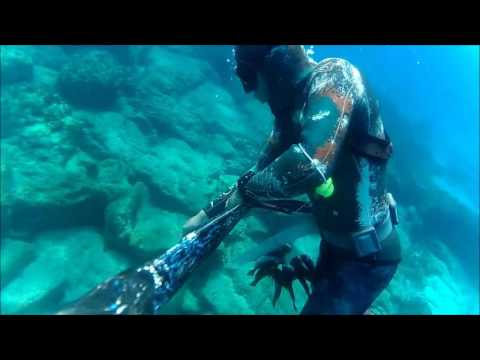 Spearfishing Moments Skaros 2016 Cyprus