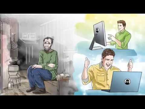 Мультфильм О заработке в Интернете    Всем  рекомендую