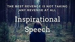 best revenge speech