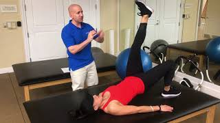 Golf Conditioning Program - Glutes