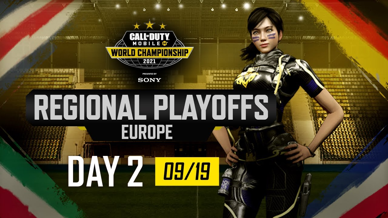 Download Day 2 Europe Regional Playoffs (ENG)   Call of Duty®: Mobile World Championship 2021