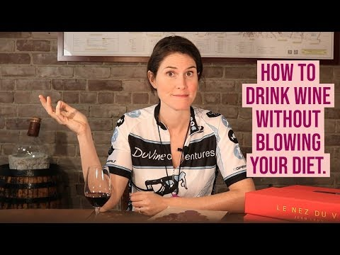 Low Calorie Wines: How to Drink Wine on a Diet!