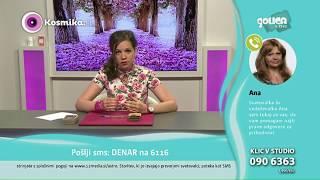 KosmikaTV: Vedeževalka Špela - Srčne rane (31.5.2017)