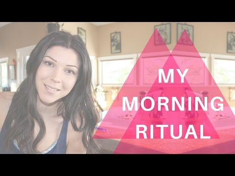 MORNING PAGES | My Daily Ritual