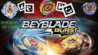Beyblade Burst Turbo Efsane QR kodları
