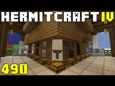 Hermitcraft IV 490 The Hub