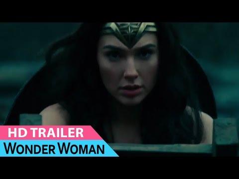 "Wonder Woman  2017 Official Trailer ""Gotham"""