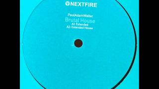 Paul Adam Walter - Brutal House (Dj Speed Remix)