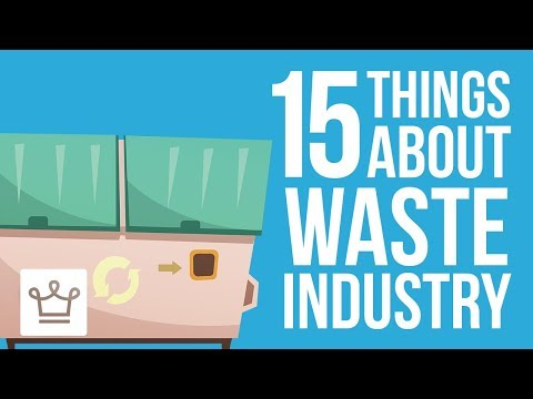 15 Things You Didn't Know About The Waste Management Industr