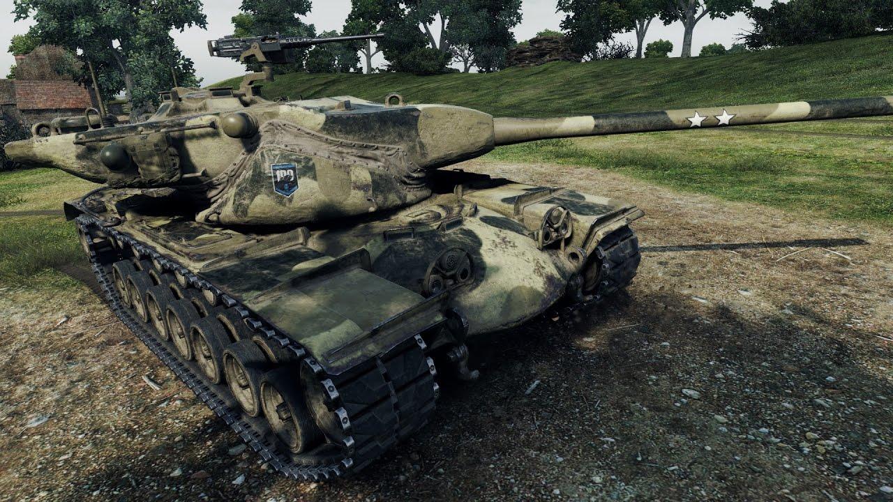 5 Temmuz 2020 - 5 Ağustos 2020 :USA: :HT: T57 Heavy Tank hattı